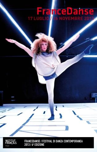 FranceDanse-Festival-di-danza-contemporanea-locandina- milano arte expo danza